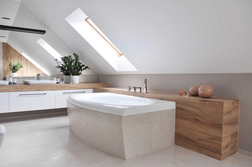 1 łazienka na poddaszu dom EM