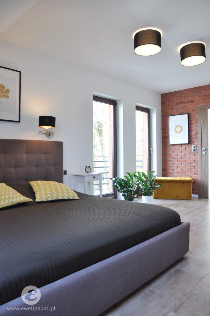 1 sypialnia na poddaszu dom EM
