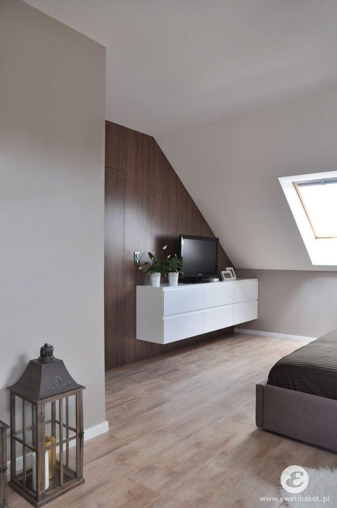 3 sypialnia na poddaszu dom EM