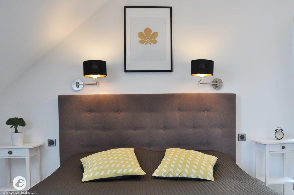 4 sypialnia na poddaszu dom EM
