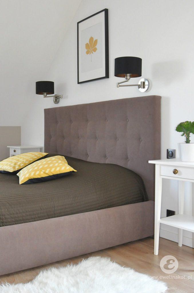 6 sypialnia na poddaszu dom EM
