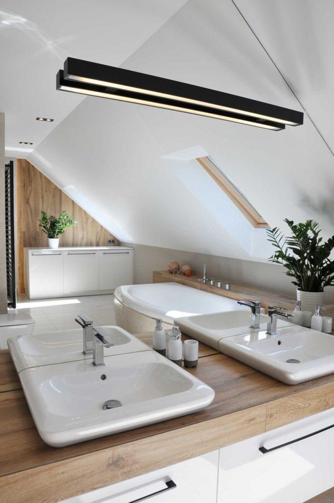 2 łazienka na poddaszu dom EM