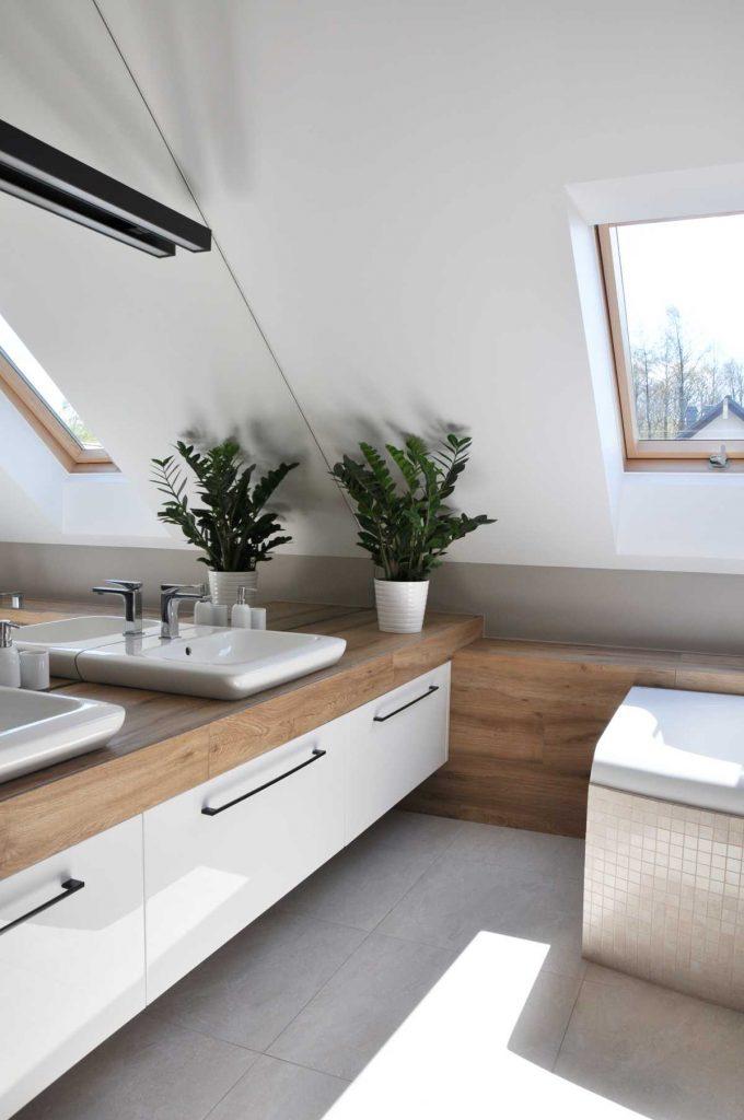 3 łazienka na poddaszu dom EM